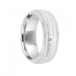 DAMIANI Anello damiani in argento con diamanti ct 0