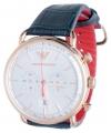 ARMANI  orologio cassa 48 mm in acciaio